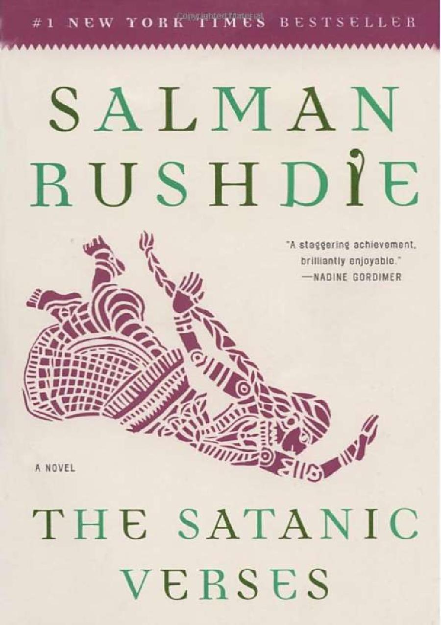 Satu lagi tersedia buku heboh: Ayat-ayat Setan karangan ...