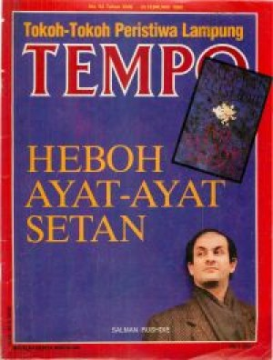 Ayat-ayat Setan Salman Rushdie Ebook